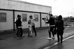Making off Clip.