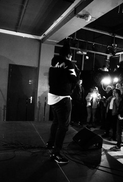 RELEASE PARTY - OPEN MIC