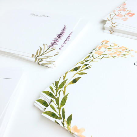 Notecards Available on Etsy