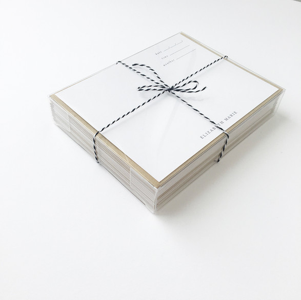Packaged Stationery
