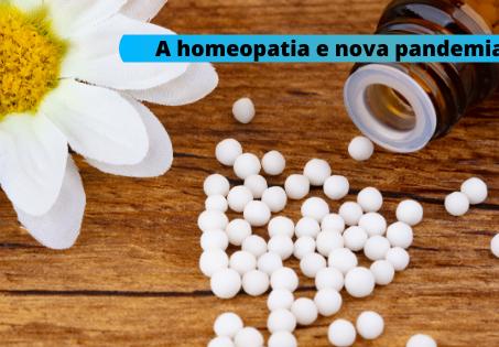 Homeopatia pode vir a ser uma alternativa na luta contra a nova pandemia?