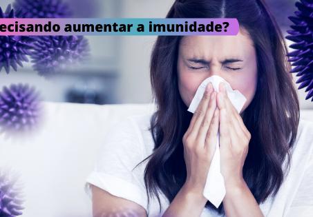 Terapias que mantêm a imunidade em alta