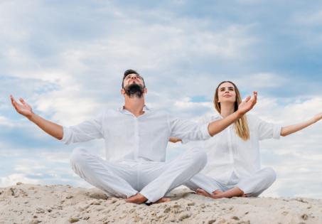 Meditação traz bem-estar e saúde mental em tempos de crise