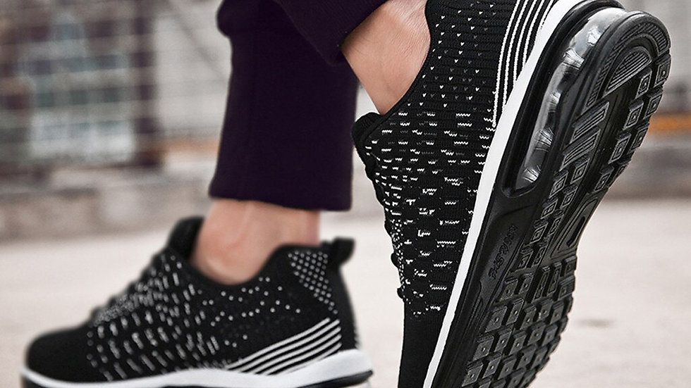 Casual Sneakers Men's Comfortable Leisure Mesh Beathing Sport Sneakers Shoes