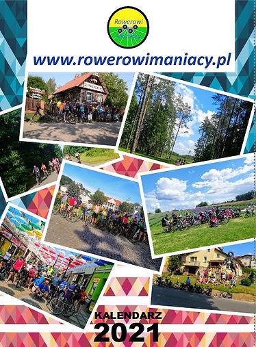 Kalendarz grupowy z wycieczek rowerowych