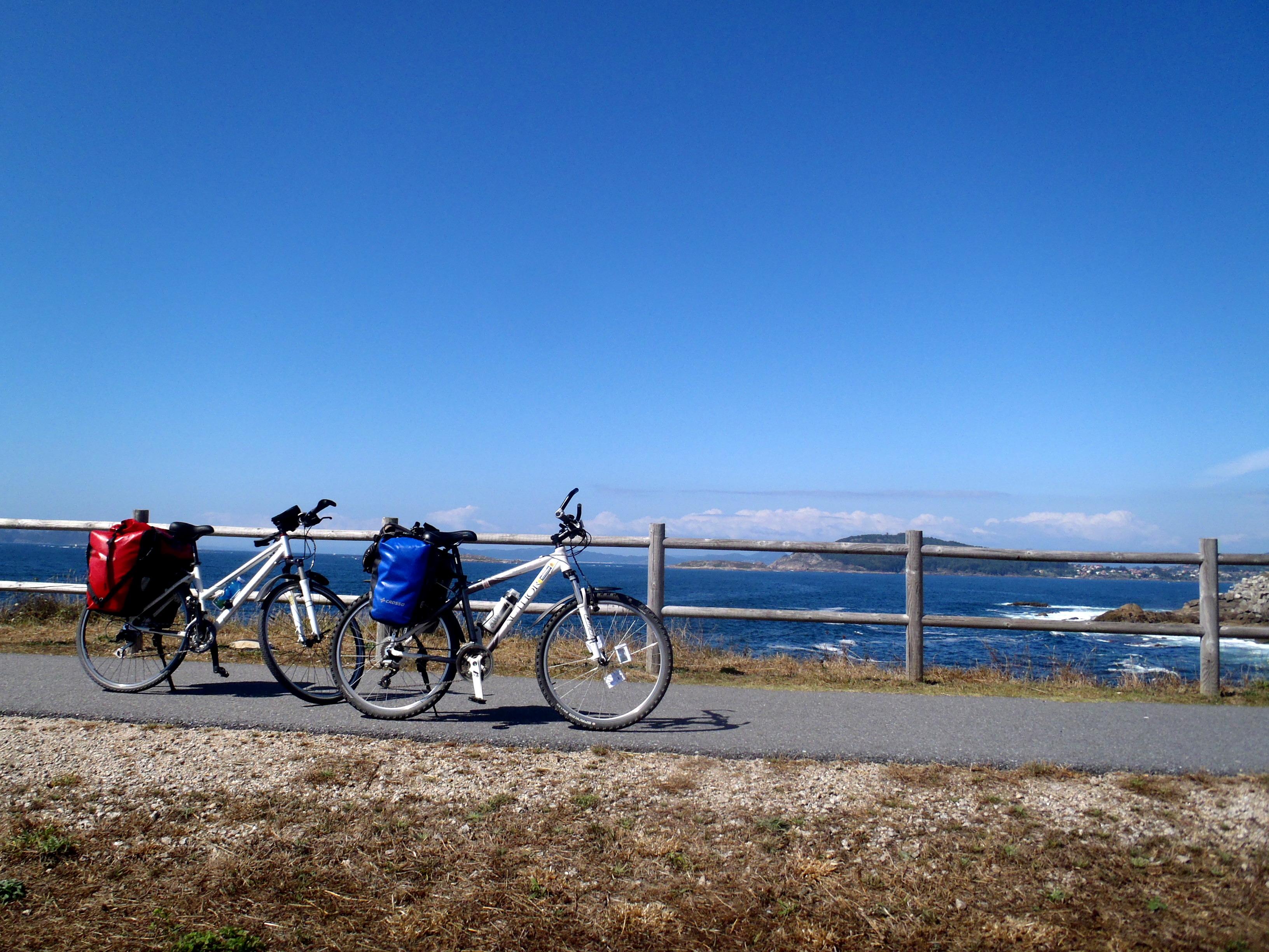 Trasa Camino nad oceanem Atlantyckim