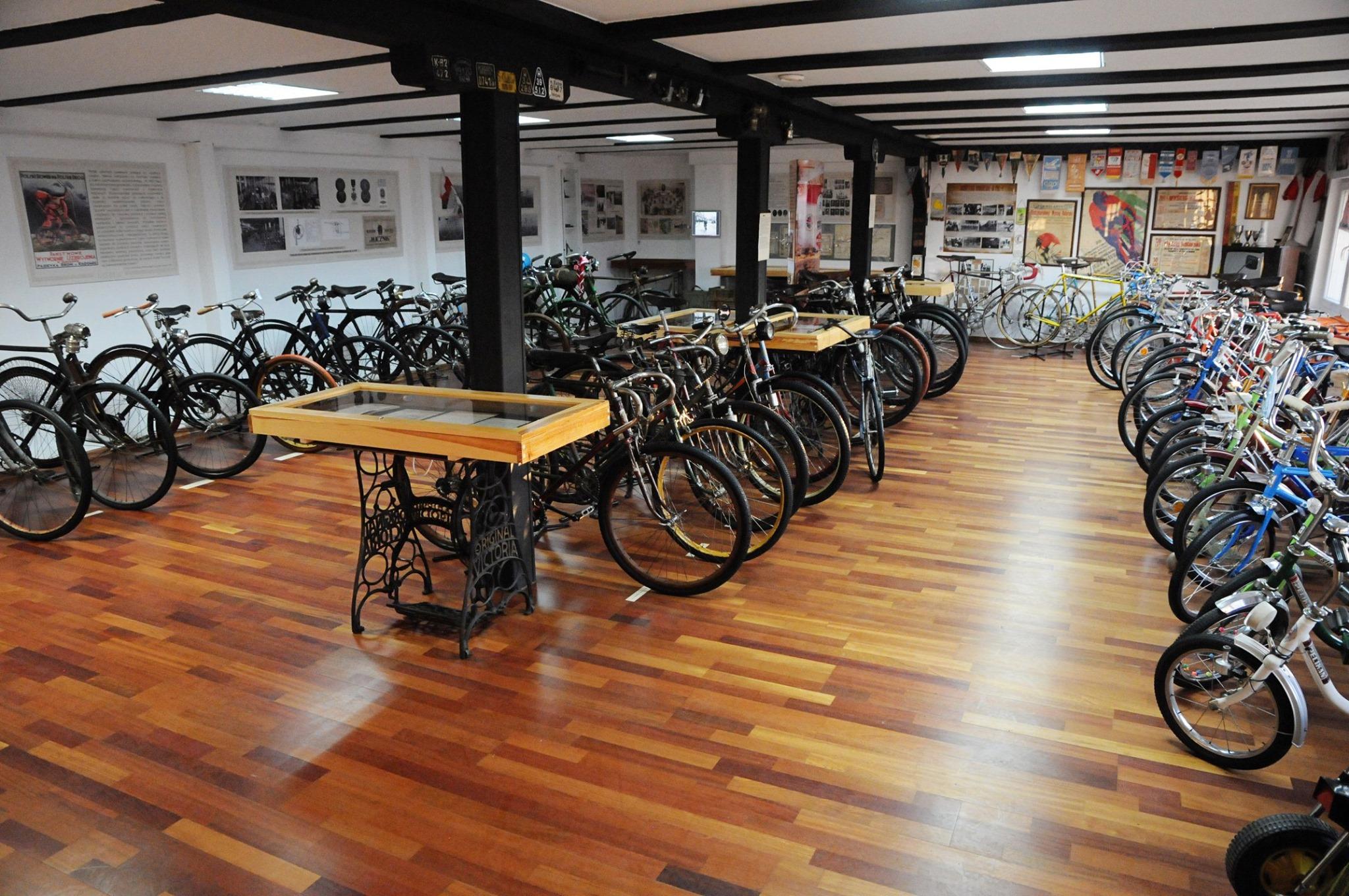 18.10.2020 Muzeum Rowerów Polskich