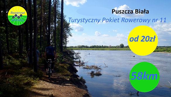 Turystyczny Pakiet Rowerowy