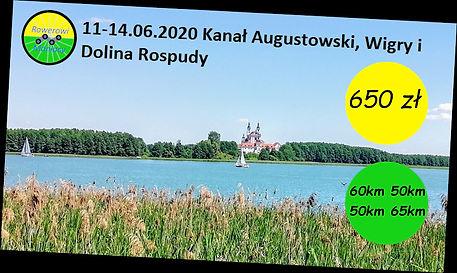 Dolina Rospudy , Kanał Augustowski i Jezioro Wigry