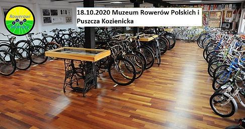 Wycieczka rowerowa do Muzeum Rowerów Polskich
