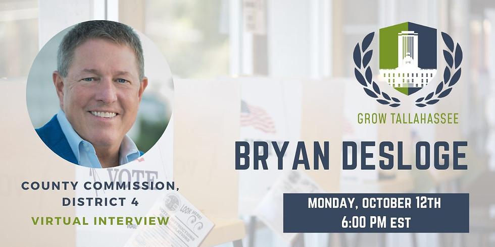 Bryan Desloge Virtual Interview