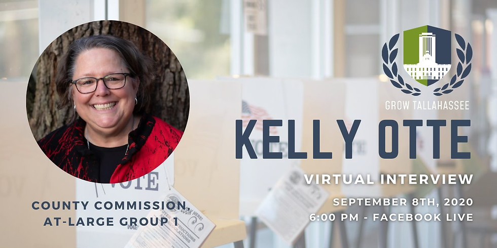 Virtual Interview with Kelly Otte