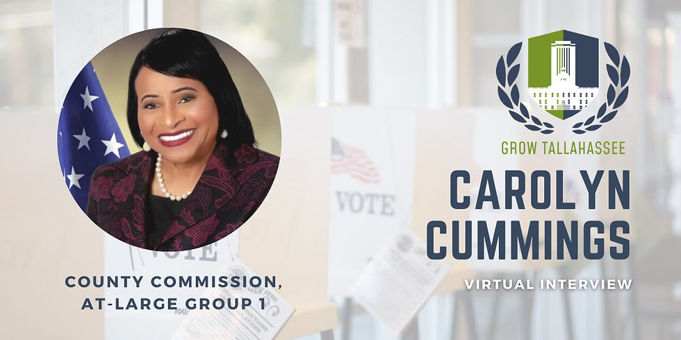 Virtual Interview with Carolyn Cummings