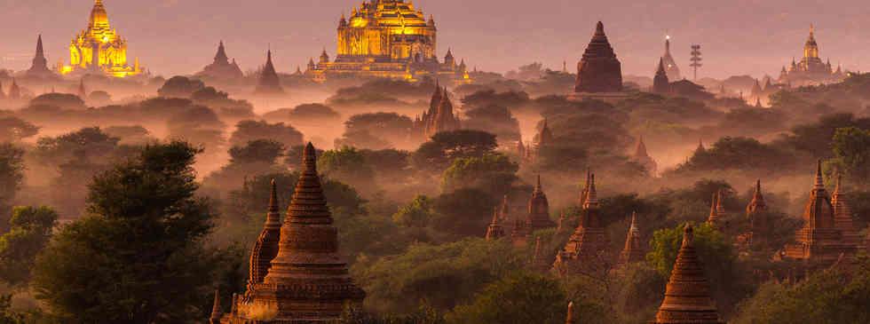 파간 파고다   Pagan Pagoda