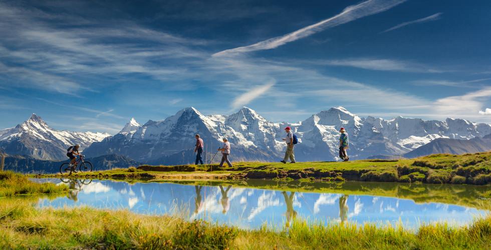 스위스 | 알프스 | 트레킹