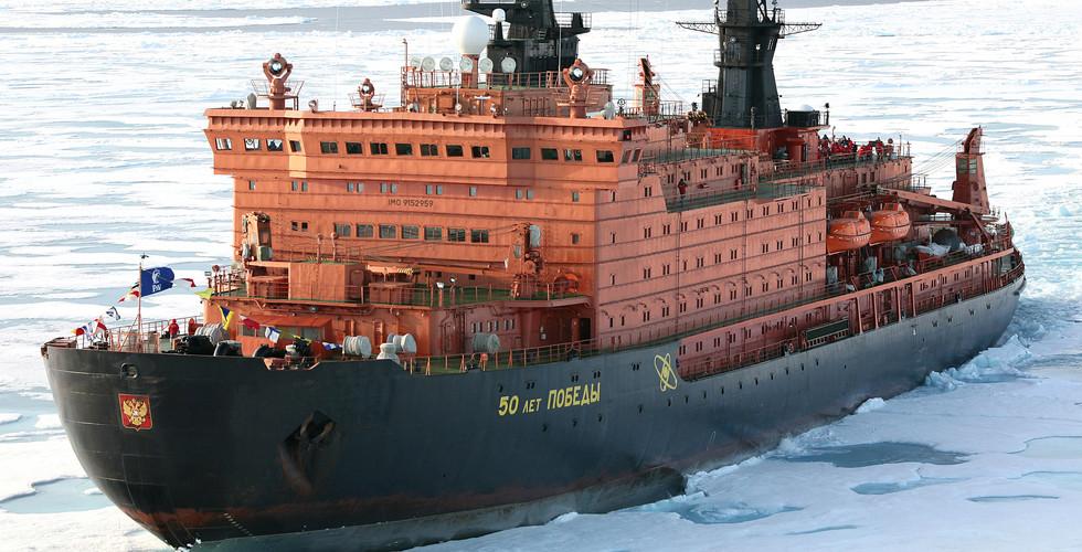 북극항해 | 쇄빙선