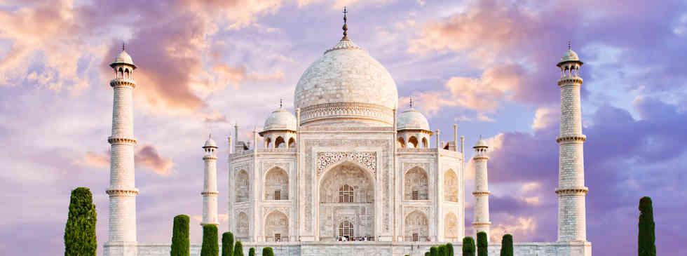 타지마할   Taj Mahal