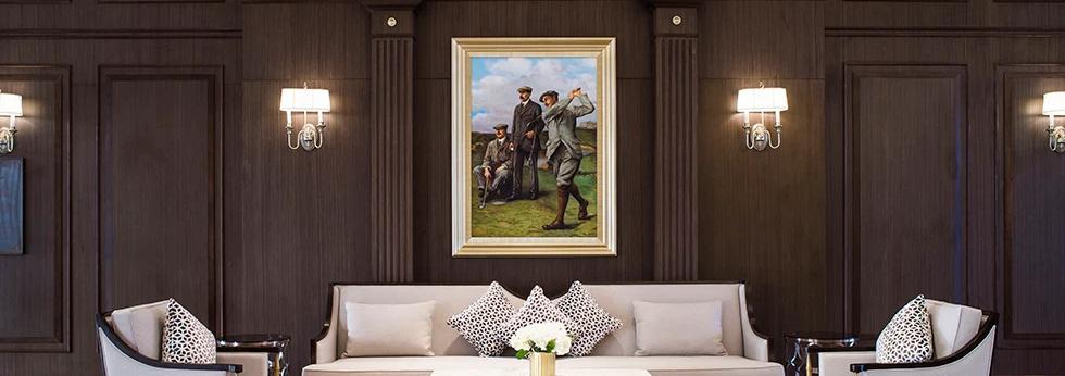 Shores Golf Club-로비.webp