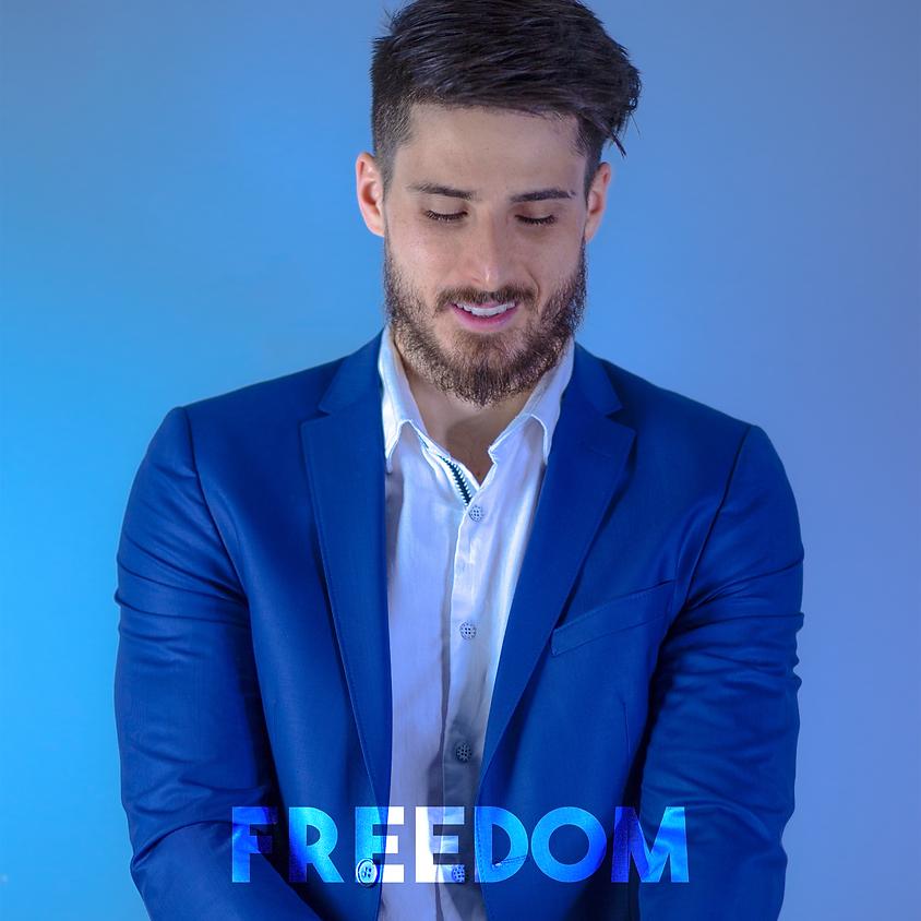 Kévin Bazinet - Lancement d'album FREEDOM