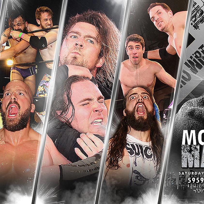 Torture Chamber Pro Wrestling Presents: Montreal Mayhem