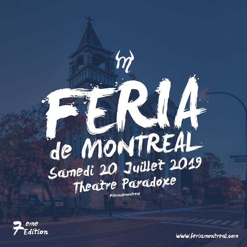 Féria de Montréal 2019