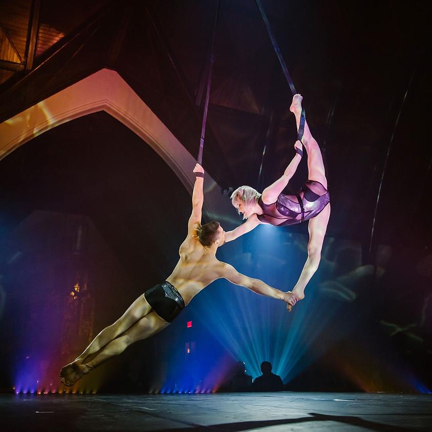 Cirque le Monastère (Présenté par la Maison de la Culture Marie-Uguay)