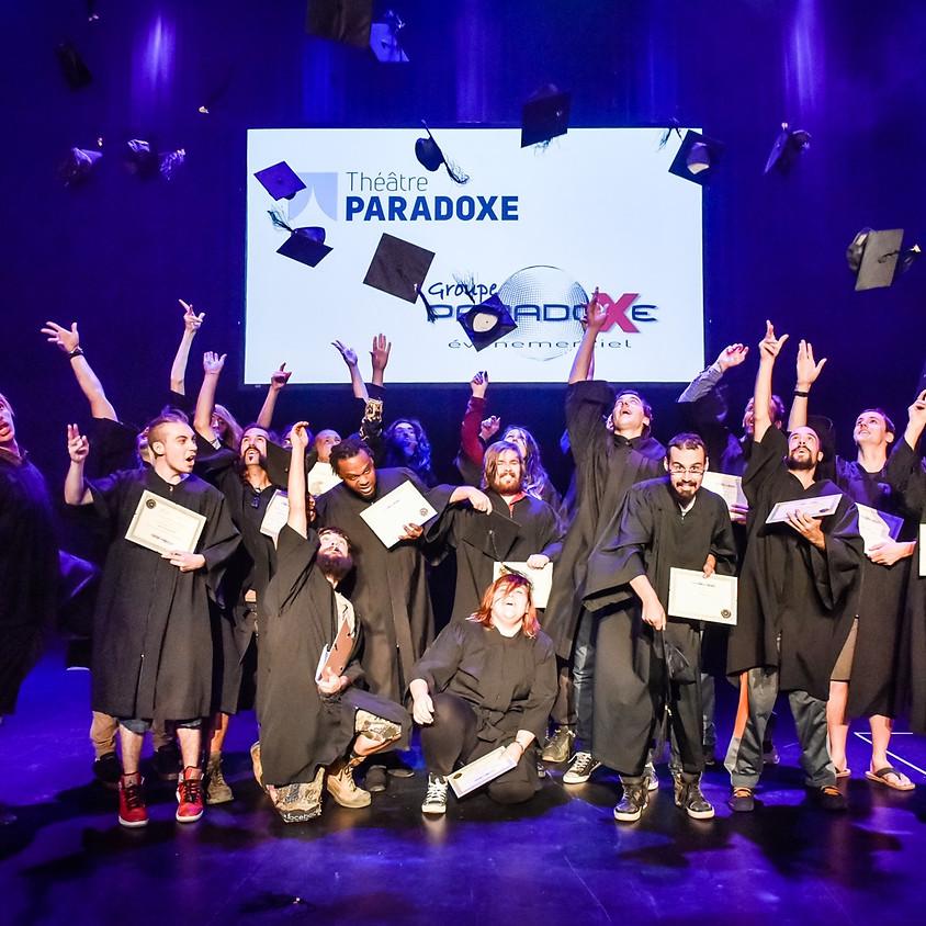Graduation Paradoxe 2019 (Privé)
