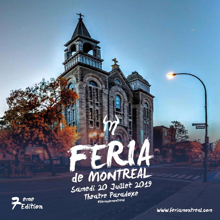 Féria de Montréal 2019 - Le village (GRATUIT)