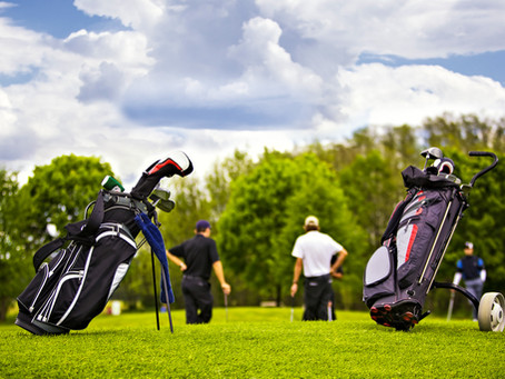 How many golf clubs are you allowed in your bag?