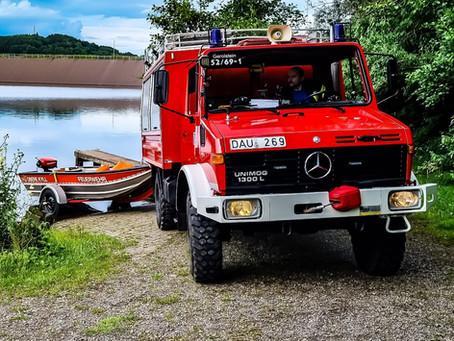 Übung - Auslaufende Betriebsstoffe Kronenburger See