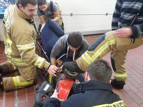 Übung Maschinen Unfälle