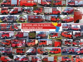 Freiwillige Feuerwehr Stadtkyll in Zeiten der COVID-19 Krise