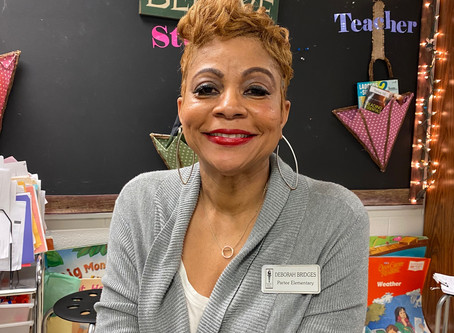 March's Member of the Month: Deborah Bridges