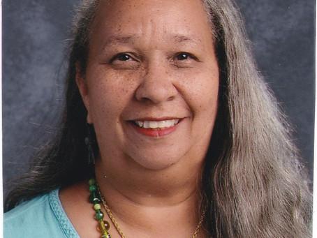 April's Member of the Month: Teresa Lewis