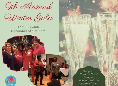 We are hosting our 9th Annual Winter Gala!