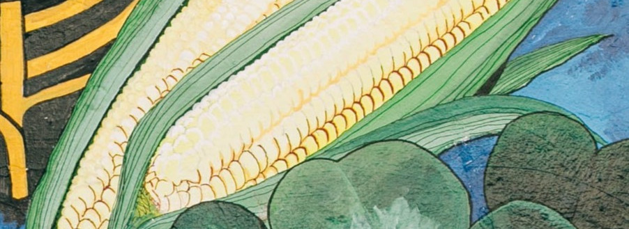 The Great Corn Road