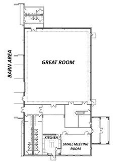 Civic Center Floor Plan