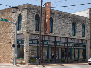 Visit the Coryell County Museum