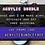 Thumbnail: Acrylic bundle