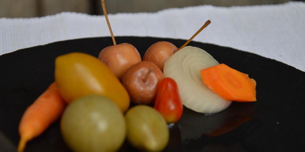 KURS - Fermentierte Gemüse, gesunde Lebensmittel