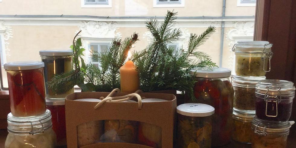 Weihnachtliche Verkostung und Kennenlernenfest