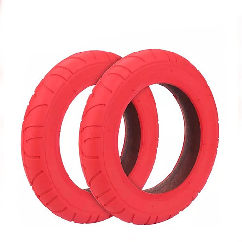10 inch outer tyre (Red)