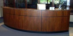 Petroferm Receptionist Desk