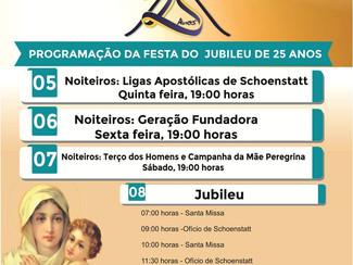 Santuário de Recife prepara o jubileu