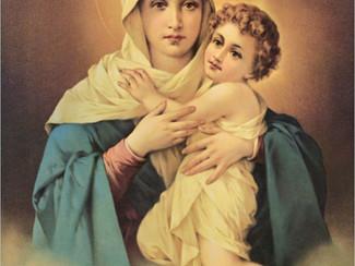 Nossa Senhora Mãe, Rainha e Vencedora Três Vezes Admirável de Schoenstatt