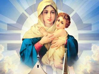 Santuário Mãe Rainha comemora 23 anos de fundação