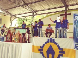 IV Encontro do Terço dos Homens Mãe Rainha reúne centena de membros no Recife