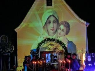 25° Anos do Santuário Tabor da Nova Evangelização