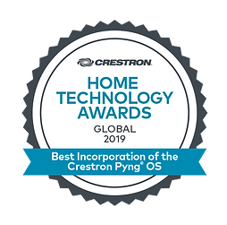 Crestron-2019_Global-Home-Technology-Awa