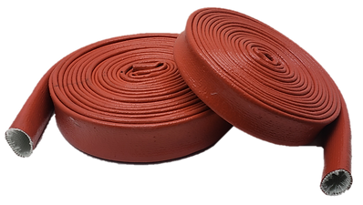Use this industrial knit fire sleeve to protect you hydraulic hoses from heat and abrasion.